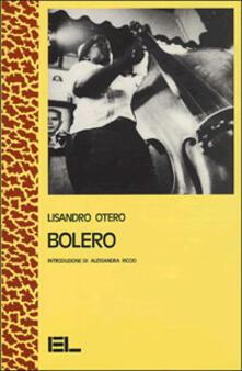 Bolero - Lisandro Otero - copertina