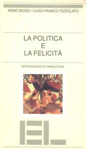 La politica e la felicità
