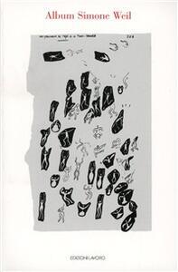 Album Simone Weil - copertina