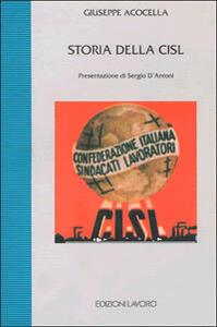 Storia della CISL - Giuseppe Acocella - copertina