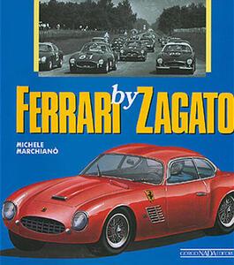 Ferrari by Zagato - Michele Marchianò - copertina