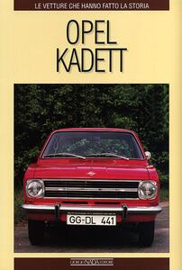 Opel Kadett - Paolo Ferrini - copertina