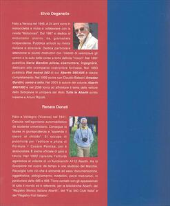 Abarth 595/695 - Elvio Deganello,Renato Donati - 2