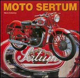 Moto sertum - Mario Colombo - copertina