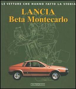 Lancia Beta Montecarlo - Bruno Vettore - copertina