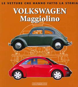Volkswagen Maggiolino - Marco Batazzi - copertina