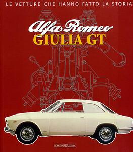 Alfa Romeo. Giulia GT - Brizio Pignacca - copertina