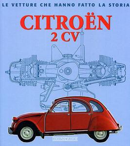 Citroën 2CV - Giancarlo Catarsi - copertina