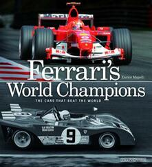 Ferraris world champions. The cars that beat the world.pdf