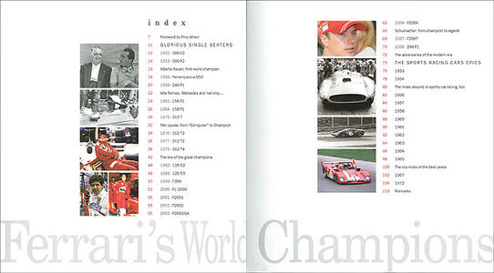 Ferrari's world champions. The cars that beat the world - Enrico Mapelli - 3