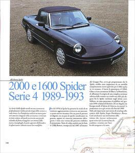 Alfa Romeo Spider 1966-1993. Guida all'identificazione e al restauro - Chris Rees - 6