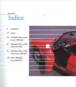 Alfa Romeo Spider 1966-1993. Guida all'identificazione e al restauro - Chris Rees - 7