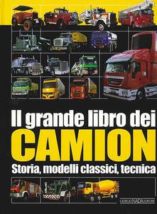 Il grande libro dei camion - Hans G. Isenberg - copertina