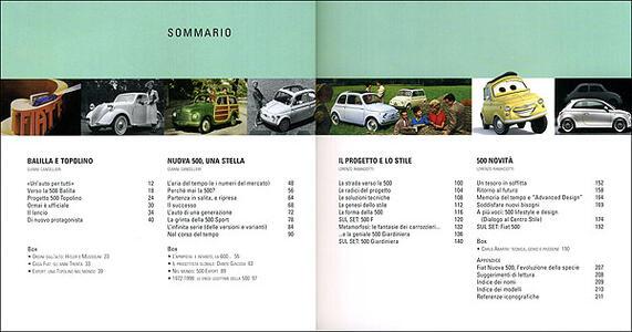 Fiat 500 - Gianni Cancellieri,Lorenzo Ramaciotti - 3