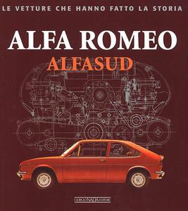 Alfa Romeo. Alfasud - Giancarlo Catarsi - copertina