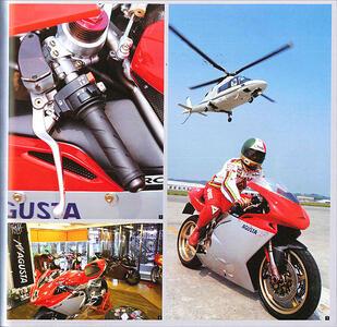 Mv Agusta F4. La moto più bella del mondo - Otto Grizzi - 3