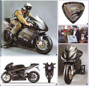 Mv Agusta F4. La moto più bella del mondo - Otto Grizzi - 4