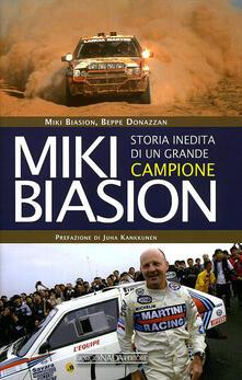 Miki Biasion. Storia inedita di un grande campione. Ediz. illustrata.pdf
