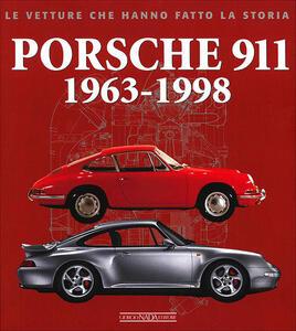 Porsche 911. 1963-1998 - Mauro Borella - copertina