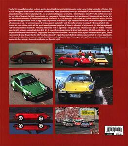 Porsche 911. 1963-1998 - Mauro Borella - 5
