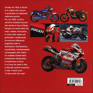 Ducati. La «Rossa» delle due ruote. Ediz. illustrata - Otto Grizzi - 4