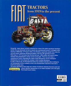 Fiat Tractors from 1919 to the present. Ediz. illustrata - William Dozza,Massimo Misley - 7