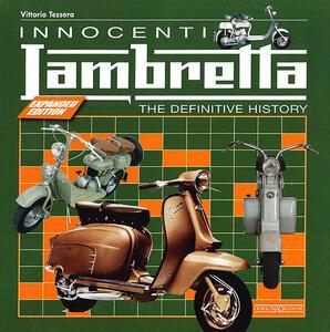 Innocenti Lambretta. Ediz. illustrata - copertina