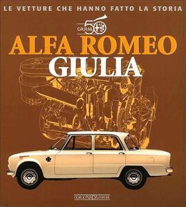 Alfa Romeo Giulia. 50° anniversario - Lorenzo Ardizio - copertina