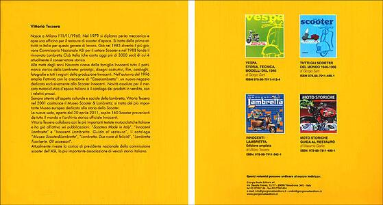 Lambretta. Manutenzione e restauro. Ediz. ampliata - Vittorio Tessera - 5