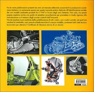 Lambretta. Manutenzione e restauro. Ediz. ampliata - Vittorio Tessera - 6