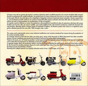 Lambretta. Guida illustrata all'identificazione. Ediz. italiana e inglese - Vittorio Tessera - 3