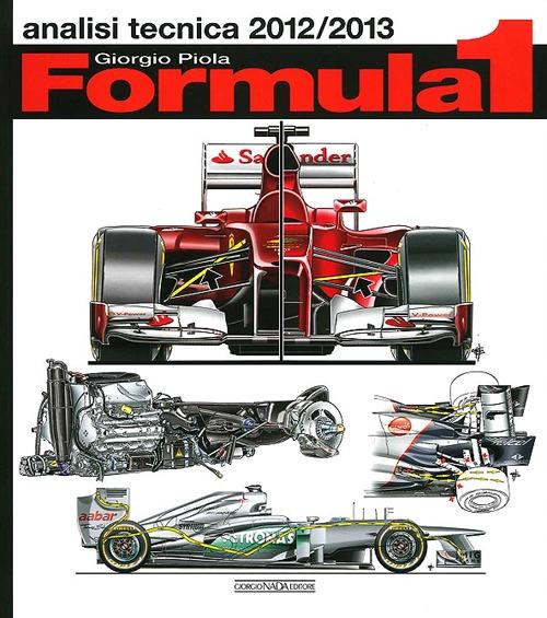 Formula 1 2012-2013. Analis...