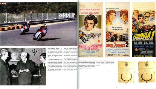 Giacomo Agostini. Immagini di una vita-A life in pictures - Giacomo Agostini,Mario Donnini - 2