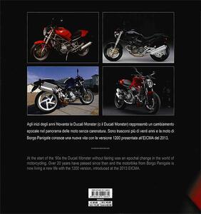 Ducati Monster. 20th anniversary. Ediz. italiana e inglese - Claudio Porrozzi,Otto Grizzi,Fabrizio Porrozzi - 5