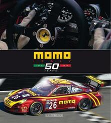 Momo Italy 50 years 1964-2014. Ediz. italiana e inglese - Mario Donnini - copertina