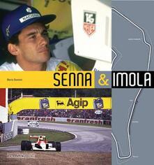 Senna & Imola. Una storia nella storia. Ediz. italiana e inglese - Mario Donnini - copertina