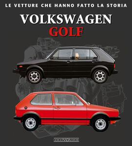 Volkswagen Golf - Marco Batazzi - copertina