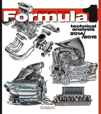 Formula 1 2014-2015. Techni...