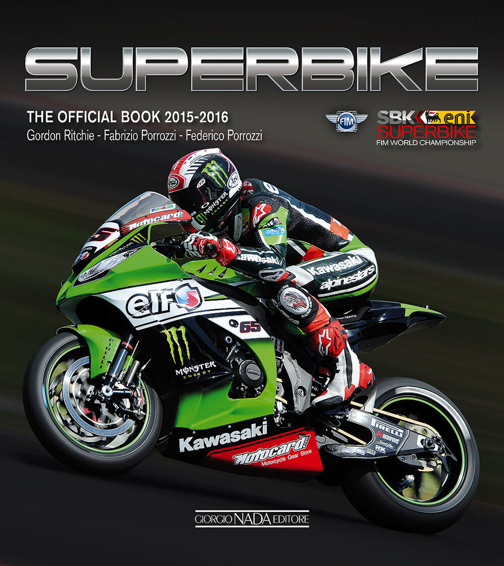 Superbike 2015-2016. The official book