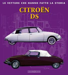 Citroën DS - Giancarlo Catarsi - copertina