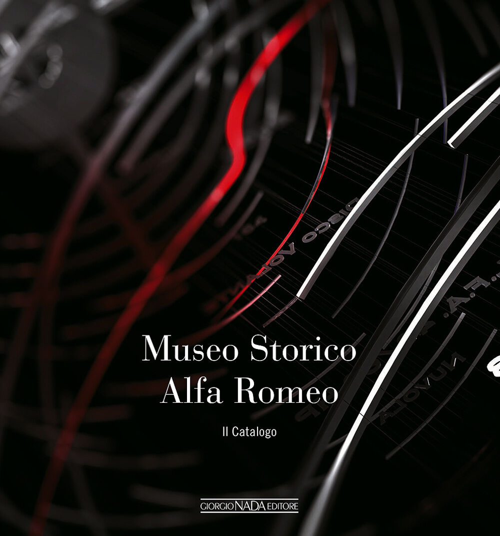 Museo storico Alfa Romeo. Il catalogo