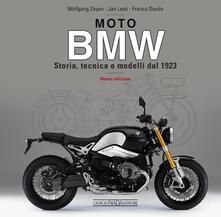 Winniearcher.com Moto BMW. Storia, tecnica e modelli dal 1923 Image