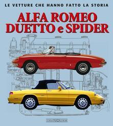 Winniearcher.com Alfa Romeo Duetto e Spider Image