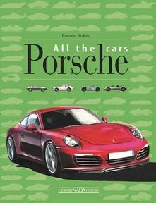 Porsche all the cars - Lorenzo Ardizio - copertina