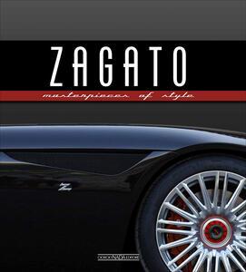 Zagato. Masterpieces of style - copertina