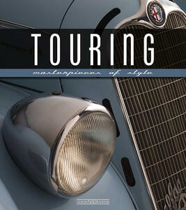 Touring. Masterpieces of style. Ediz. inglese - copertina