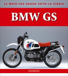 BMW GS - Valerio Boni - copertina