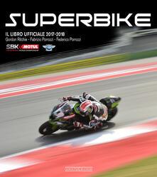3tsportingclub.it  Superbike 2017-2018. Il libro ufficiale Image