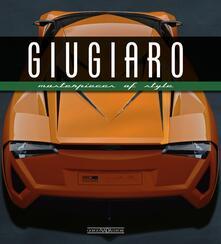 Giugiaro. Masterpieces of style. Ediz. illustrata - copertina
