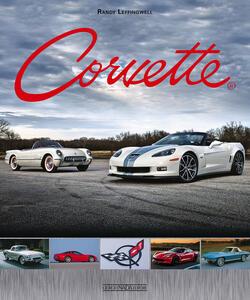 Corvette - Randy Leffingwell - copertina
